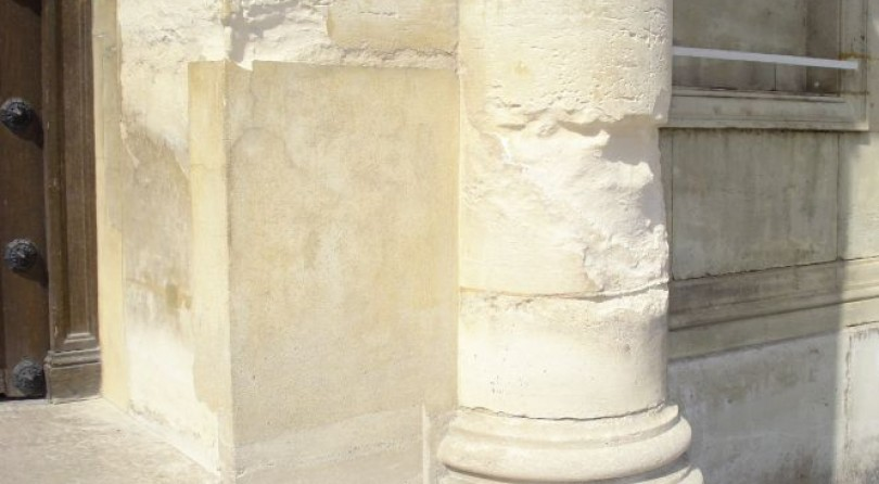 Combattre le salpêtre grâce à l'assèchement des murs