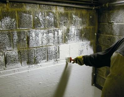 Enlever une t che de moisissure ou une t che d 39 humidit - Comment enlever de la moisissure dans une douche ...