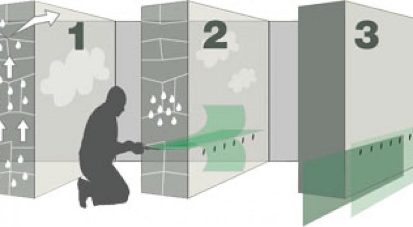 r sine pour mur humide resine de protection pour peinture. Black Bedroom Furniture Sets. Home Design Ideas