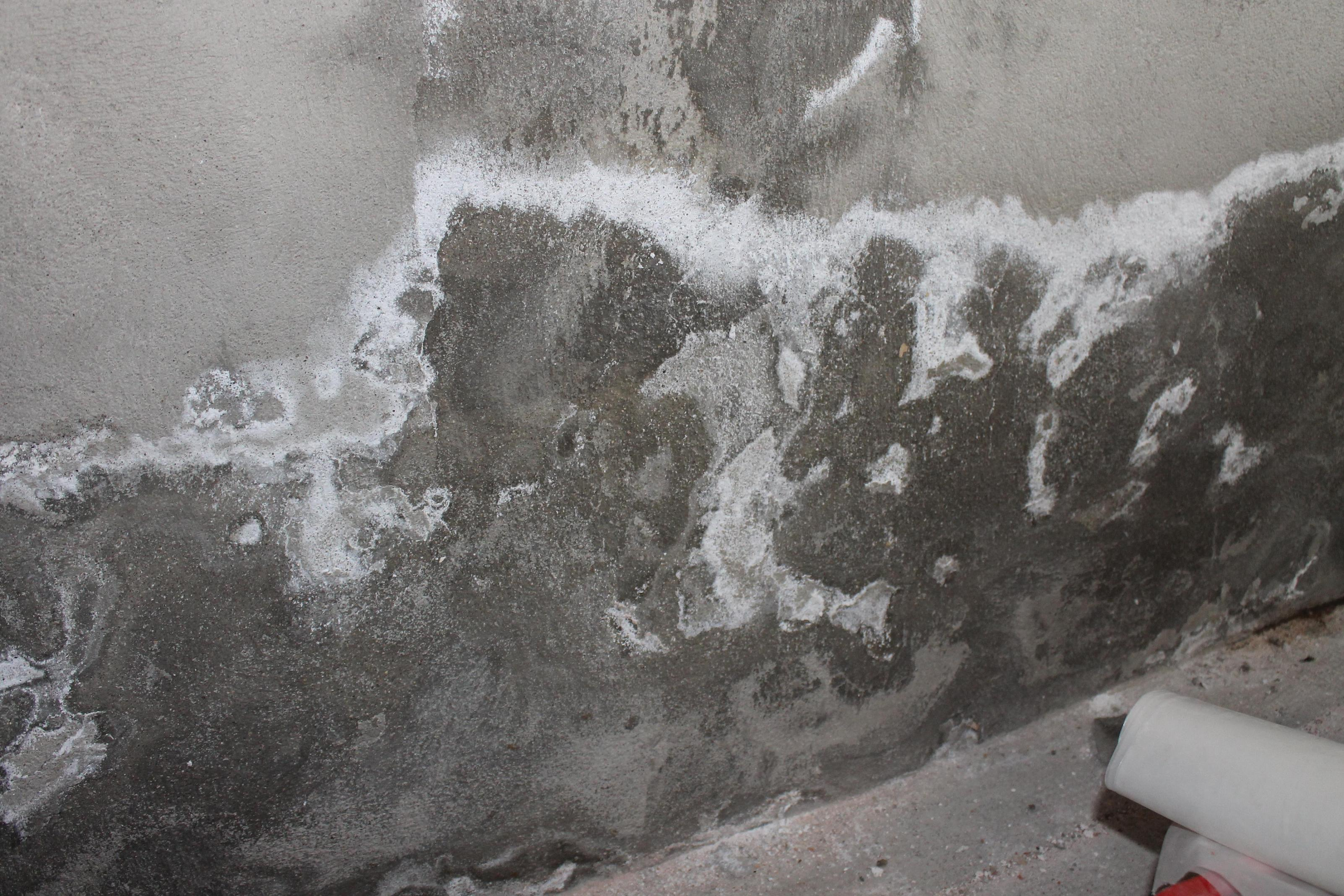 Salpetre Traitement Mur Exterieur