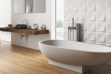 Décorer une salle de bain zen et sans humidité