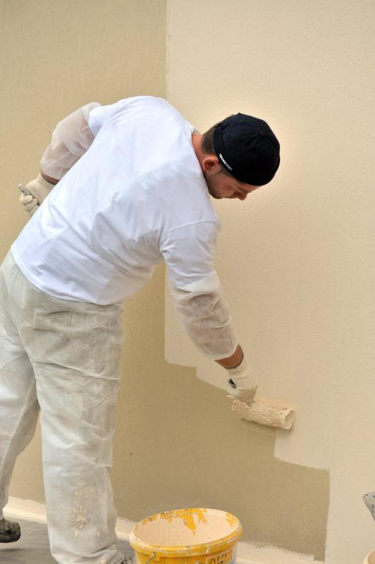 Comment Peindre Un Mur Humide